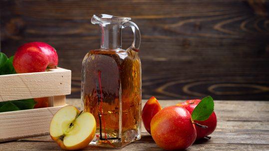 Remède Vinaigre de cidre